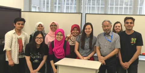JIU class 2016A